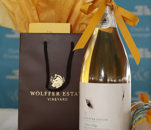 Event Sponsor and Host Wölffer Estate Vineyard