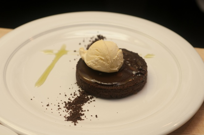 Chocolate–Caramel Tart