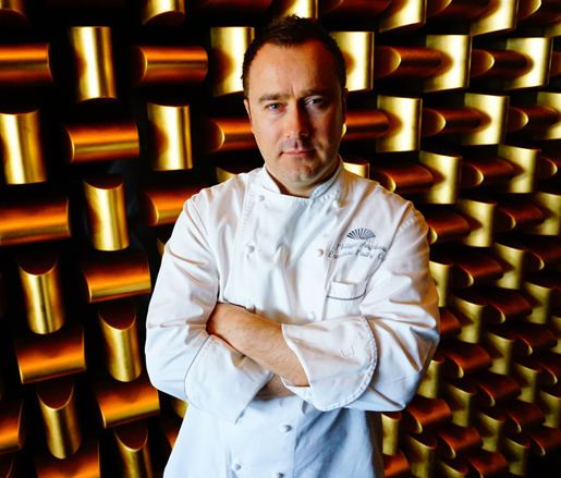 Pastry Chef Philippe Angibeau