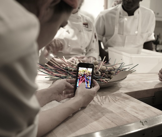 Behind the scenes at the James Beard House