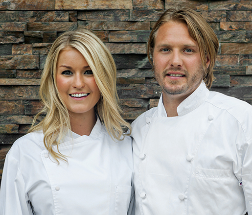 Janine Booth and Jeff McInnis