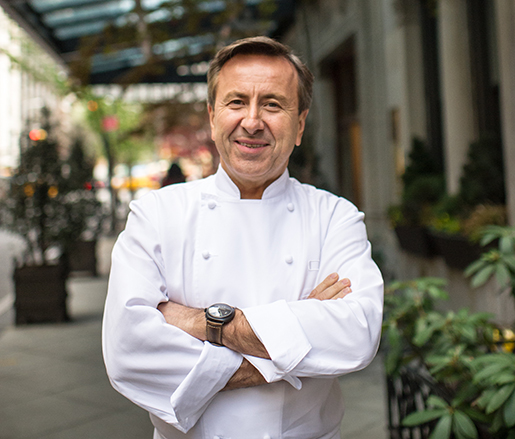 Daniel Boulud (photo by Daniel Krieger)