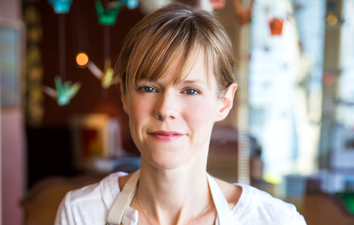 Pastry Chef Ashley Boyd