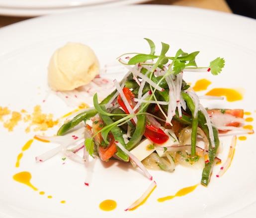 Ensalada de Nopales > Cactus Paddle Salad (Mexico)