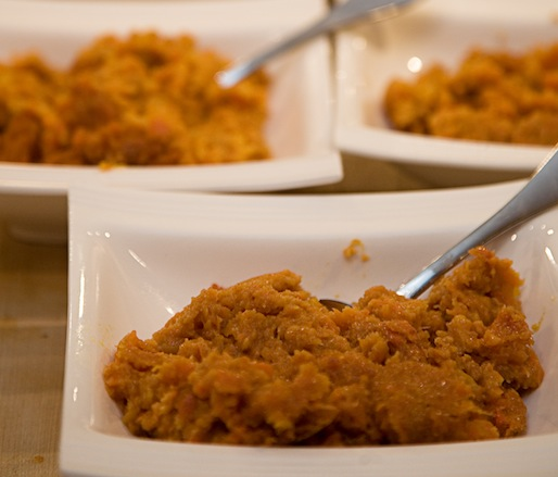Fran's Carrot Pudding