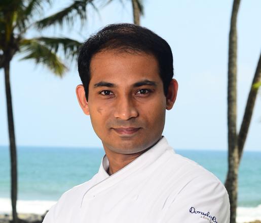 Pastry Chef Kunal Chakrabarti