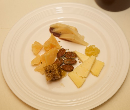 Bohemian Creamery Cheeses with Garden-Inspired Condiments and Long Meadow Ranch Honey