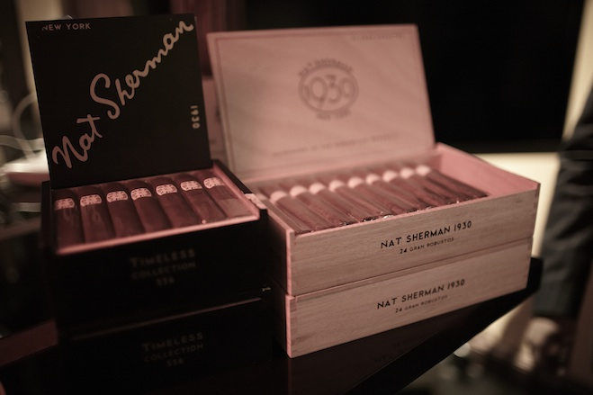 A selection of cigars