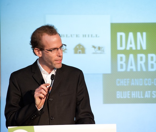 JBF Award winner Dan Barber reads selections from Wendell Berry's work