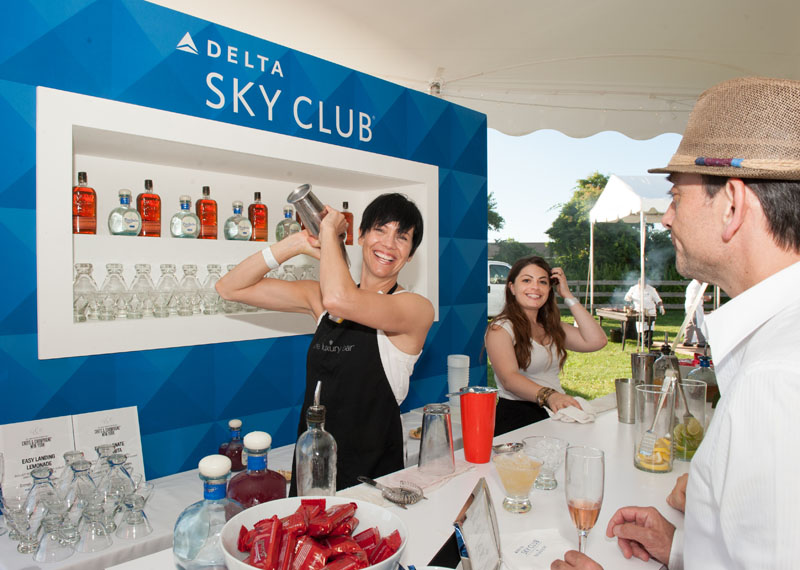 The Luxury Bar from Delta Sky Club®