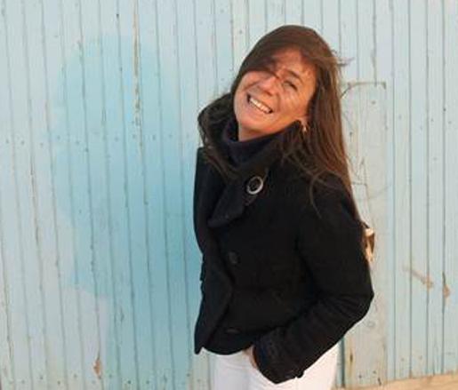 Host Gabriella Ganugi