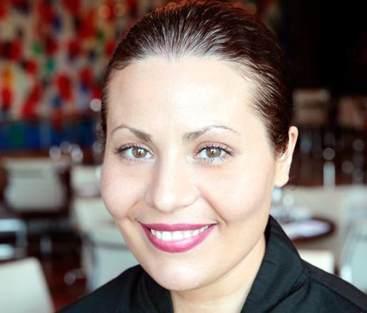Pastry Chef Janevha Gregg