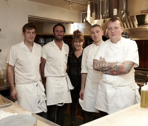 Walker Stern, Joseph Ogrodnek, and their team at the James Beard Foundation