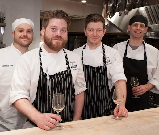 Ben Roche, Thomas Elliott Bowman, and there team at the Beard House