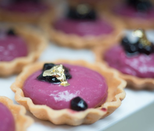 Huckleberry Tartlets