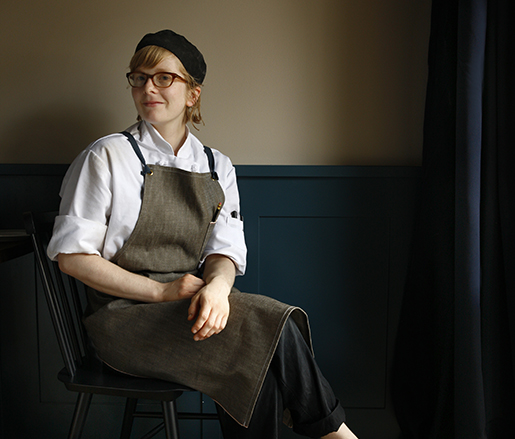 Pastry Chef Samantha Kincaid (Photo: Jason Varney)