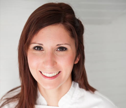 Pastry Chef Andrea Kirshtein