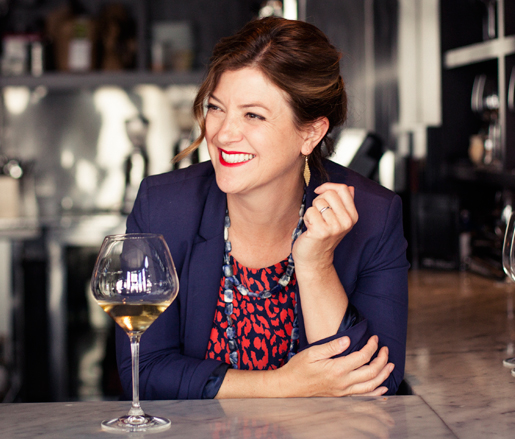 Wine Director Shelley Lindgren