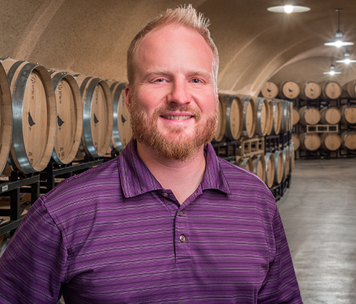 Winemaker Shane Finley