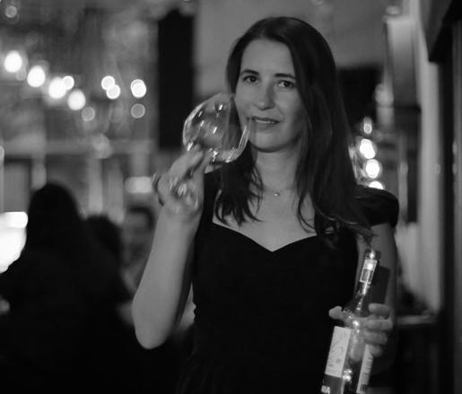 Master Sommelier/Owner Laura Maniec