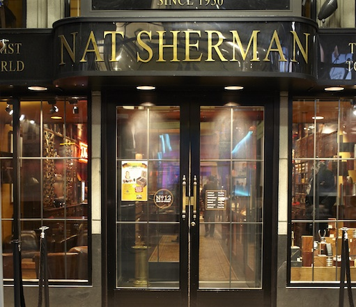 Nat Sherman Townhouse
