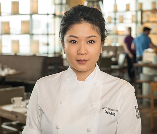 Pastry Chef Dyan Ng