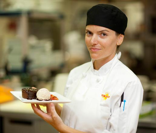 Pastry Chef Soledad Nizzero