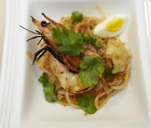 Pancit Palabok > Rice Noodles