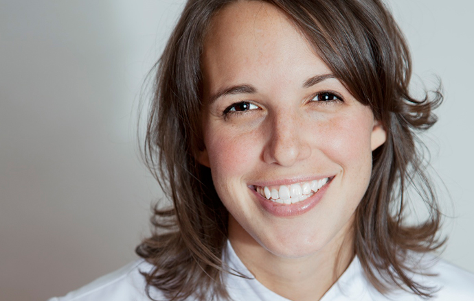 Pastry Chef Tracy Obolsky