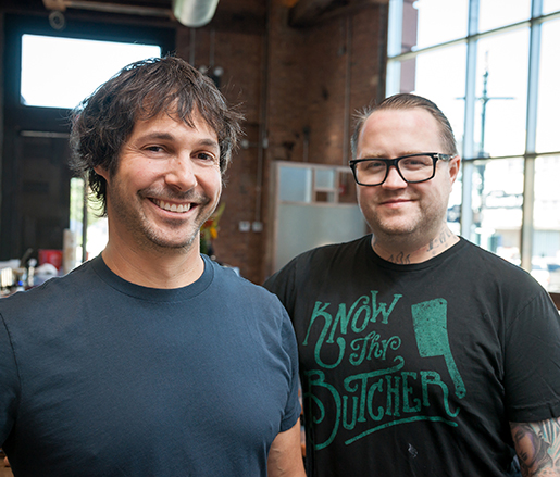 Ken Oringer and Jamie Bissonnette