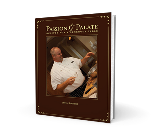 Passion & Palate: Recipes for a Generous Table