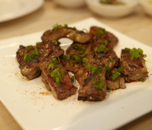 Glazed Pork Spare Ribs