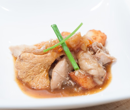 Braised Mississippi Rabbit with Gnocchi