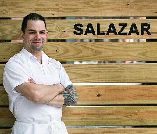 Jose Salazar (photo by Gina Weathersby)