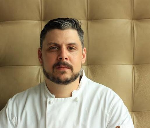 Pastry Chef Pete Schmutte