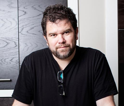 JBF Award–Winning Author Keith Schroeder