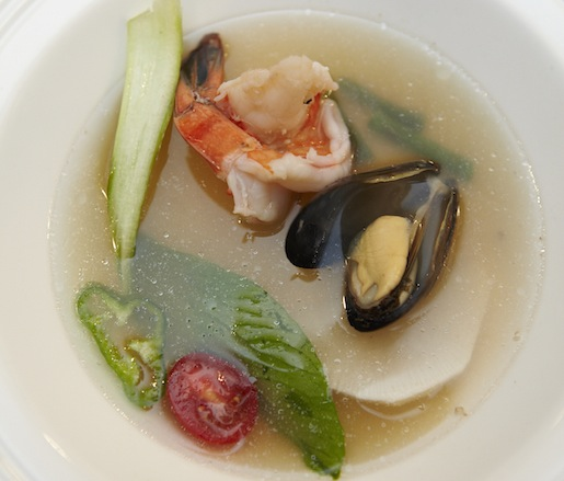 Sinigang > Seafood Sour Soup