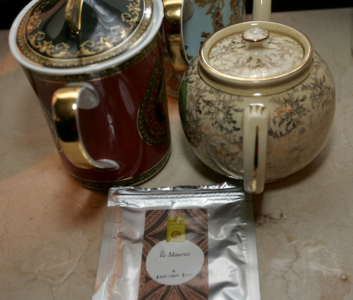 Tea from Le Palais des Thés