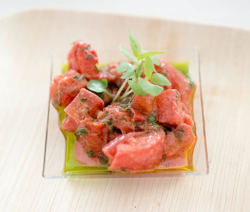 Tomato Tartare by James Beard Award Winner Michel Richard (Michel Richard Central)