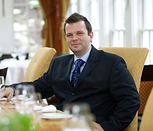 Owner/Mixologist Stefan Trummer