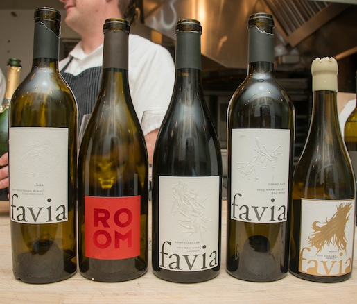 Favia Wines