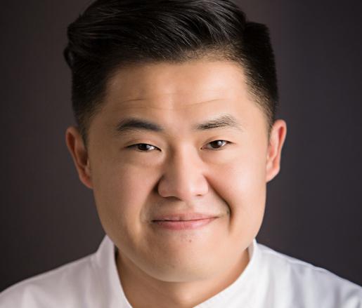 Pastry Chef Thim Yee
