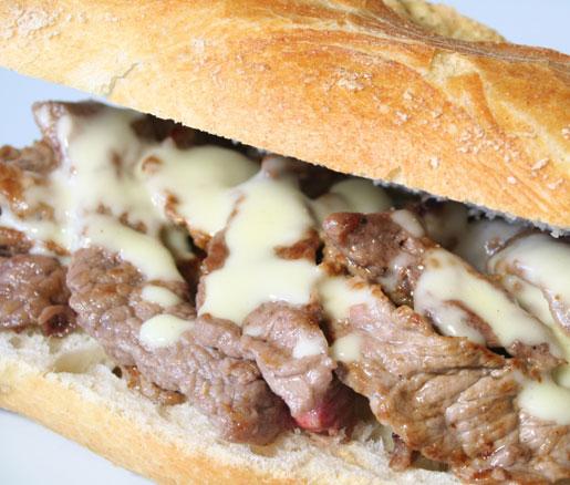 recipe: flank steak philly sandwich [29]