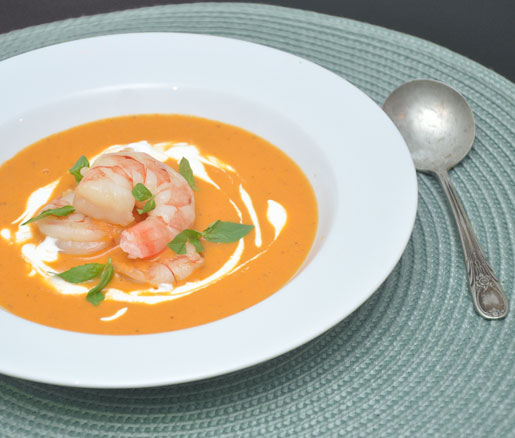 Shrimp Bisque Recipe James Beard Foundation