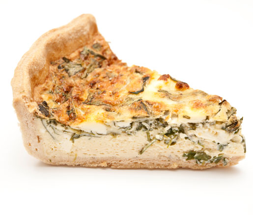 Spinach quiche recipe james beard foundation 0 forumfinder Choice Image
