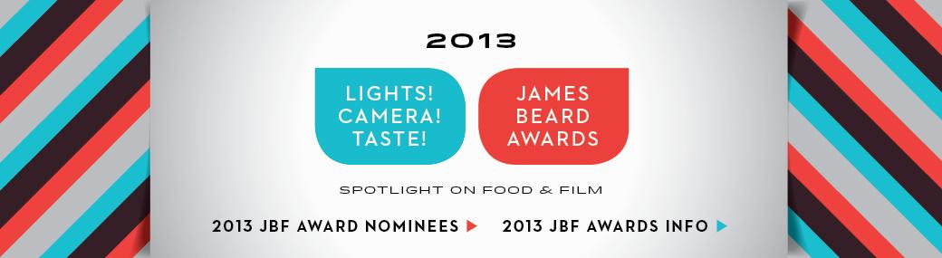 2013 JBF Awards