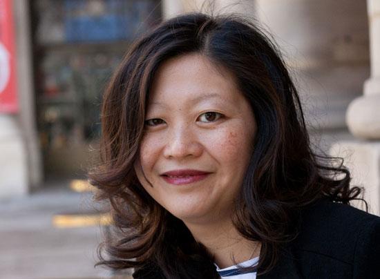 JBF scholarship winner Ann Mah