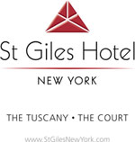 St. Giles logo