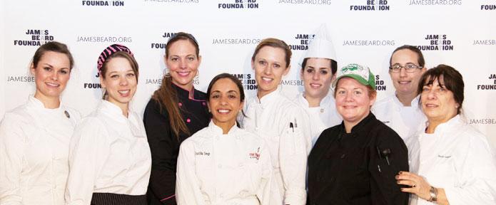 The james Beard Foundation's Women in Culinary Leadership Program