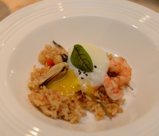Nasi Goreng > Indonesian Fried Rice with Shrimp, Salted Fish, Mussels ...